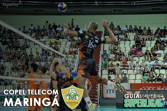 Superliga 2016/17 VAVEL: Copel Telecom Maringá