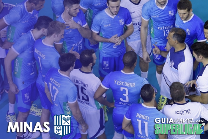 Superliga 2016/17 na VAVEL: Minas Tênis Clube