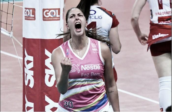 Osasco supera Bauru e define os confrontos das quartas de final da Superliga Feminina