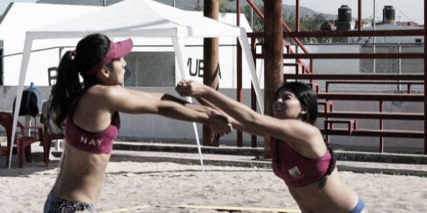 Oro, siguiente objetivo para Nayarit en voleibol femenil