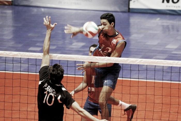 Voleibolista Jorge Quiñones confía en que México brillará en Río 2016