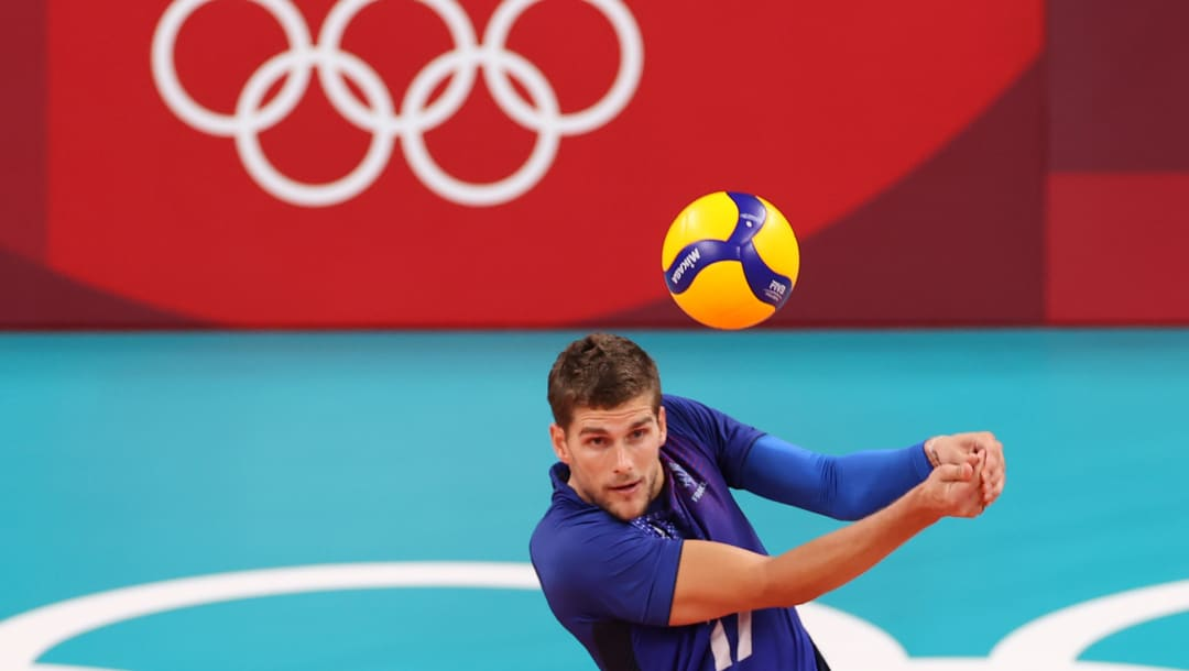 Highlights: Volleyball Gold Medal France (3) vs Russia (2) in Tokyo 2020