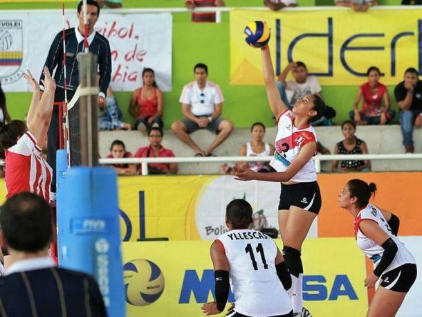 Voleibol femenino: Perú suma segunda victoria en el Sudamericano
