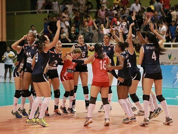 Voleibol femenino: Perú en la final del sudamericano de mayores