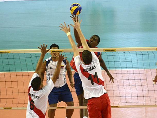Voleibol masculino: Perú se despide del sudamericano