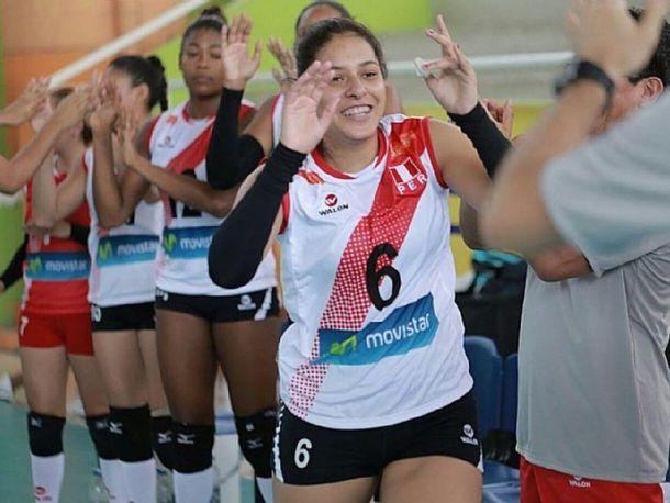 Voleibol femenino: Perú vence a Colombia y es líder del Grupo A