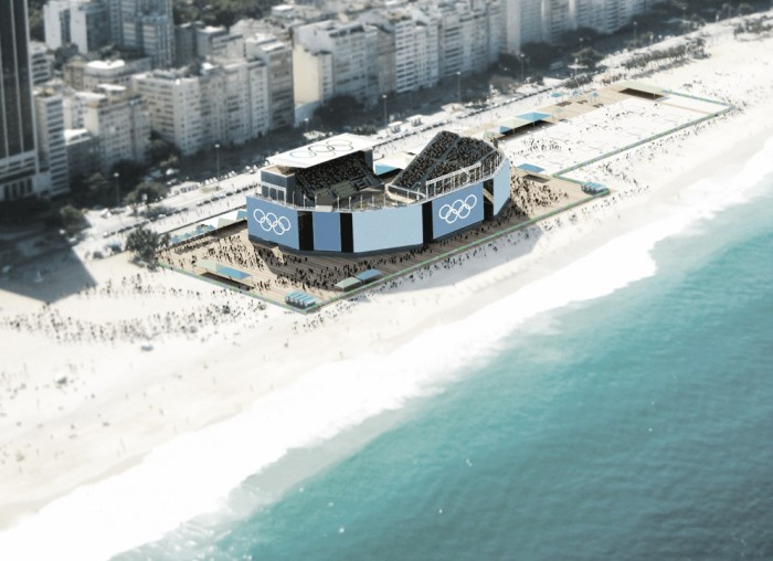 Voley playa Río 2016: la alegría hecha deporte