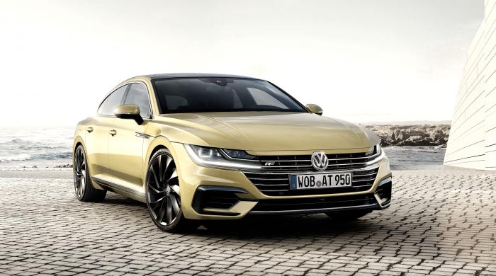 Volkswagen Arteon, la evolución del concepto Confort Coupé