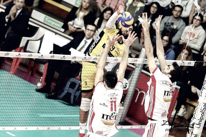Volley M - Cev Champions League: aspettando la Lube, vincono Modena e Perugia