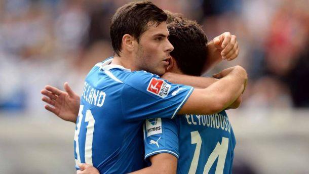 Hoffenheim souffre mais gagne