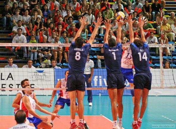 France - Russie live en direct commenté de l'Euro de volley-ball (terminé)