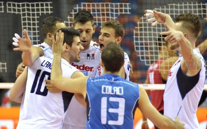 Rio 2016: Volley M, cade il tabù Brasile! Vittoria per 3-1