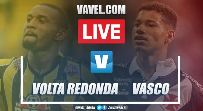 Melhores momentos Volta Redonda 0x0 Vasco pelo Campeonato Carioca 2020