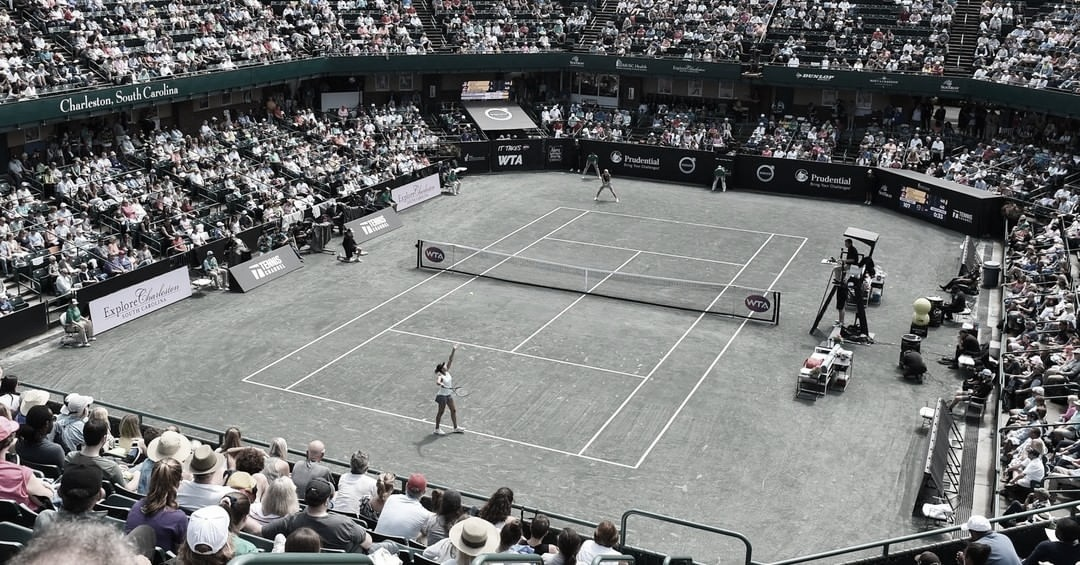 Edição especial de torneio feminino em Charleston é marcada para junho