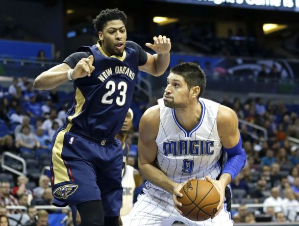 Nikola Vucevic Has Big Game As Orlando Magic Beat New Orleans Pelicans In Overtime, 110-107