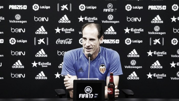 """Voro: """"Hay que dar el cien por cien frente al Leganés"""""""