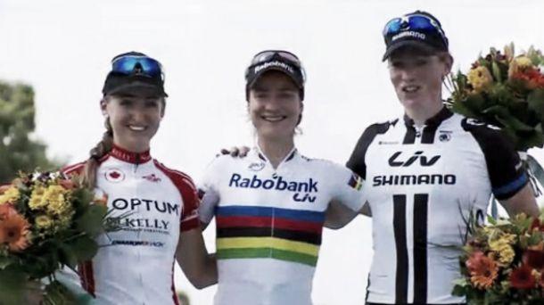 La Course by le Tour de France : la première pour Vos
