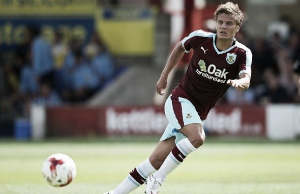 Vossen returns to Belgium after two months with Burnley