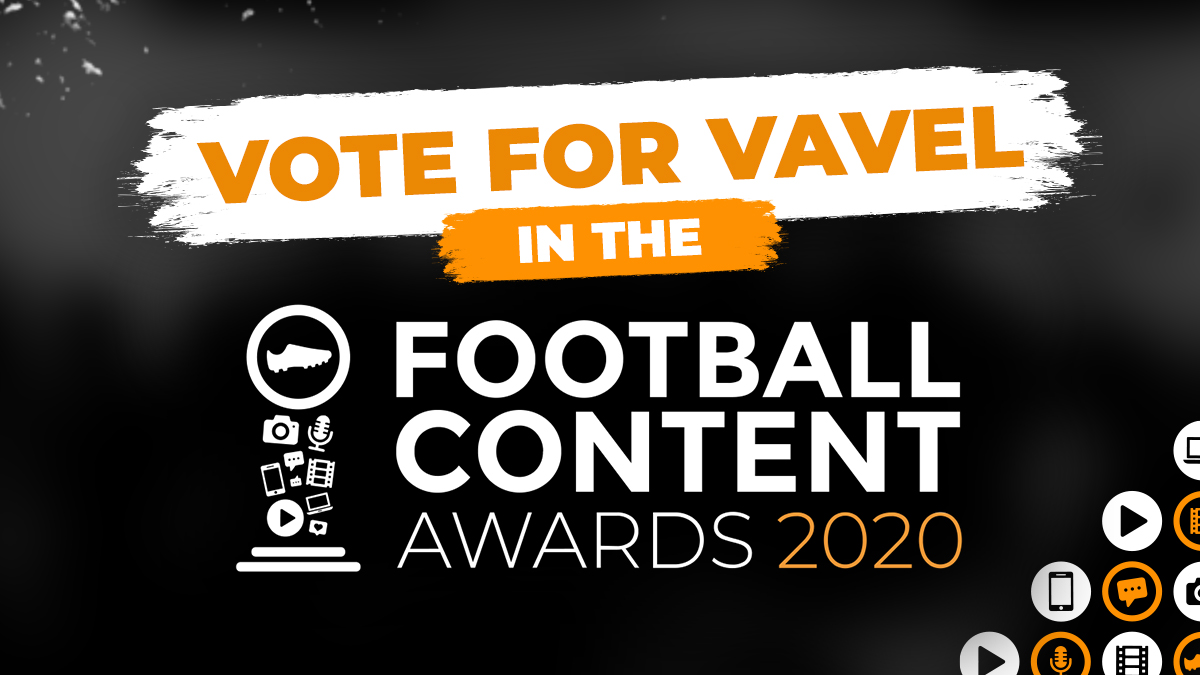 How to vote for VAVEL UK in the 2020 Football Content Awards