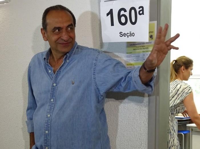 Ex-presidente do Atlético-MG, Alexandre Kalil é eleito o novo prefeito de Belo Horizonte
