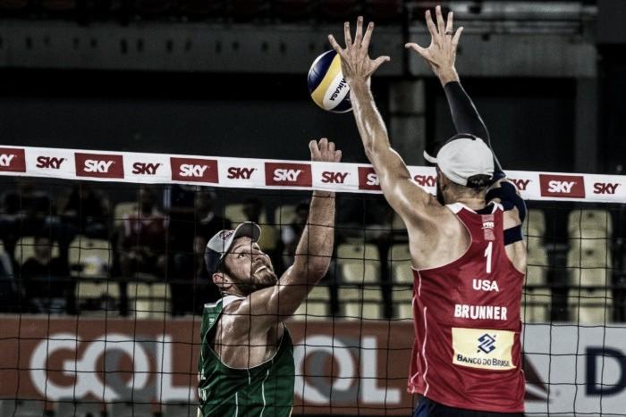 Duplas brasileiras avançam no Mundial de Vôlei de Praia e garantem medalha