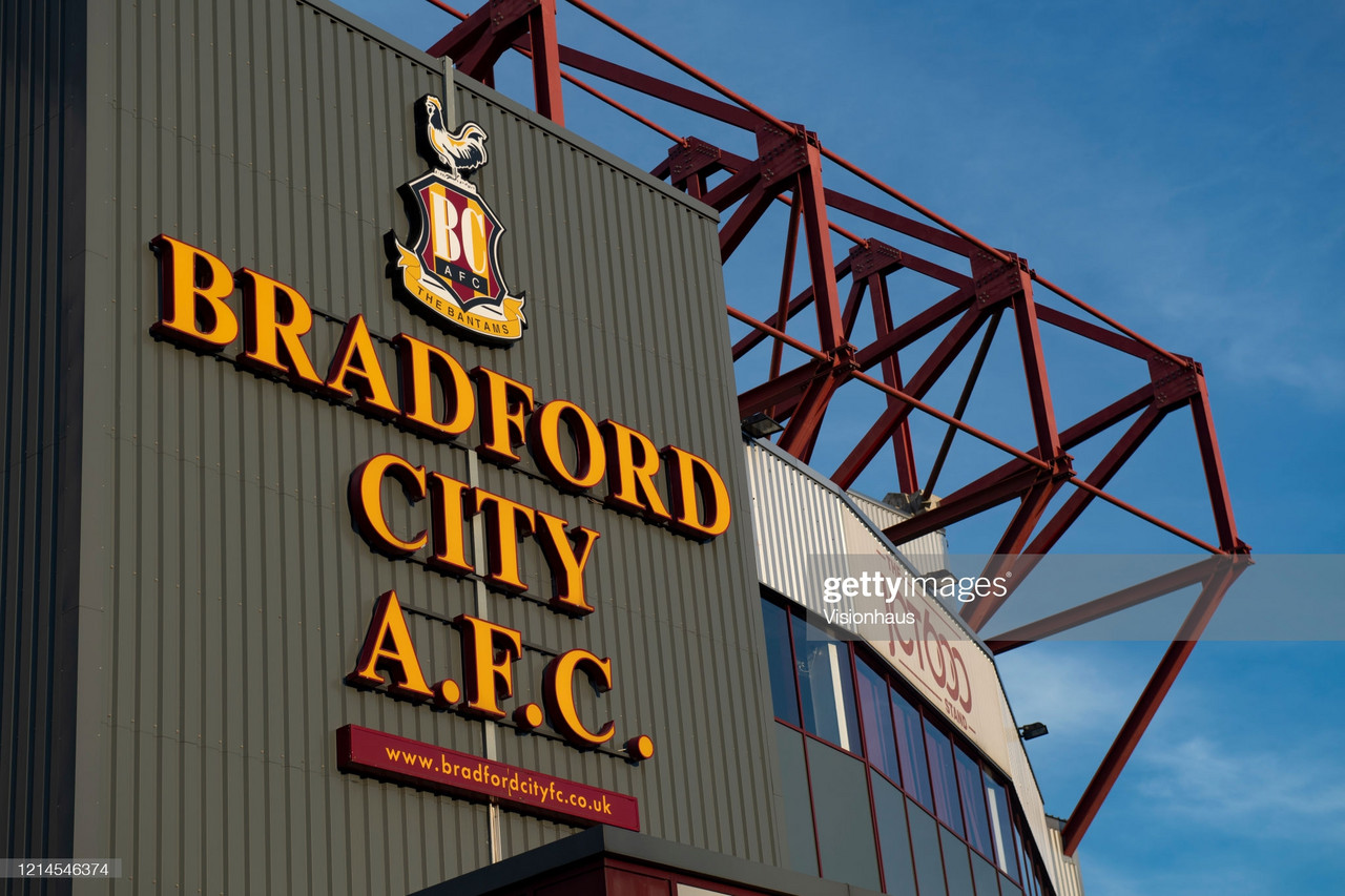 Bradford City 2-1 Barrow AFC: Cooke strike sentences Bluebirds to defeat