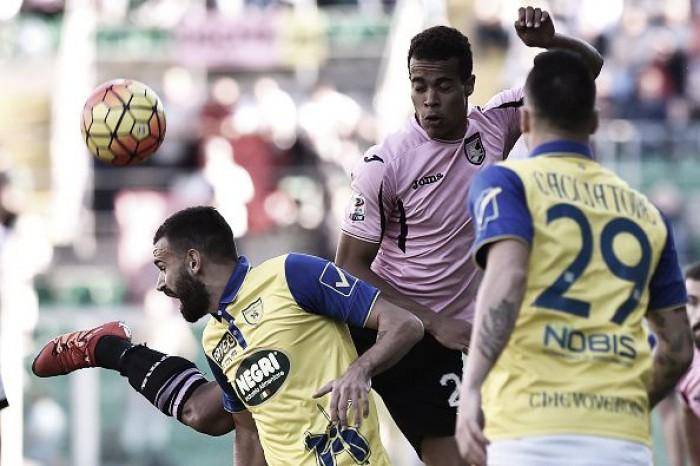 Rammarico Chievo per il pareggio con il Palermo. Maran: