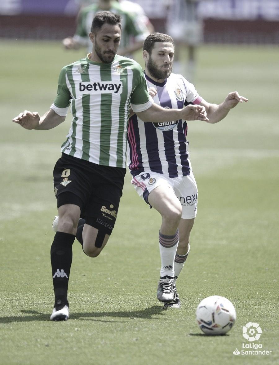 """Víctor Ruiz: """"Hay que intentar hacer buenos todos estos empates en los partidos que nos vienen"""""""