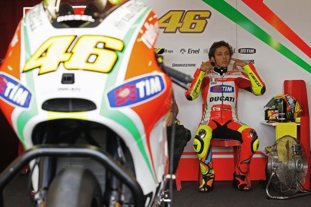 """Rossi: """"Non riusciamo a risolvere i problemi"""""""