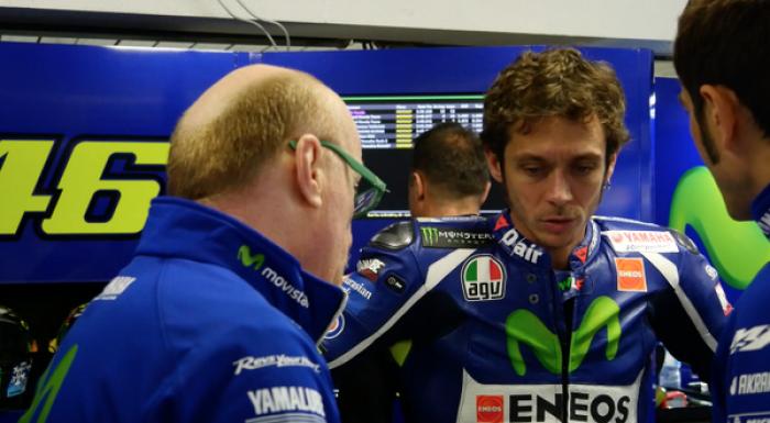 """MotoGP, Rossi: """"Veloce dall'inizio alla fine"""""""