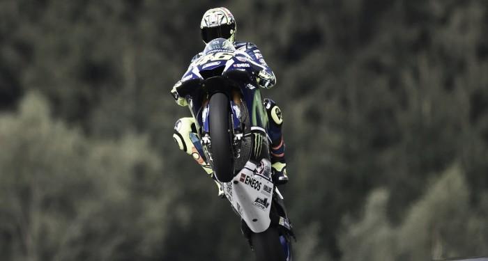 """Valentino Rossi: """"Pedrosa era demasiado rápido"""""""