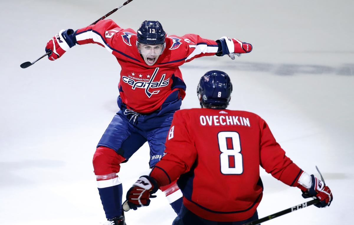 Jakub Vrana: Breakout season continues with a goal vs Bruins