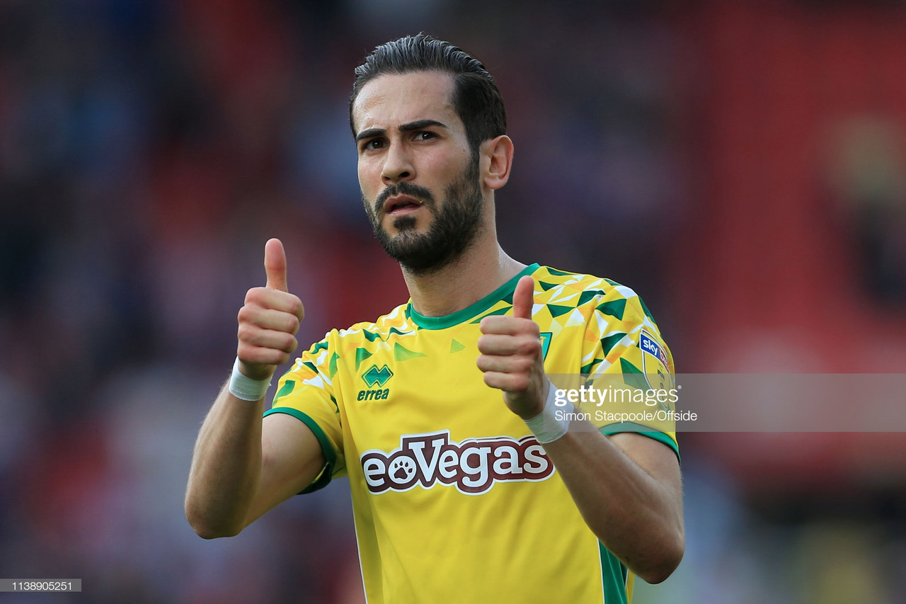 Mario Vrancic becomes latest to sign new deal at Carrow Road