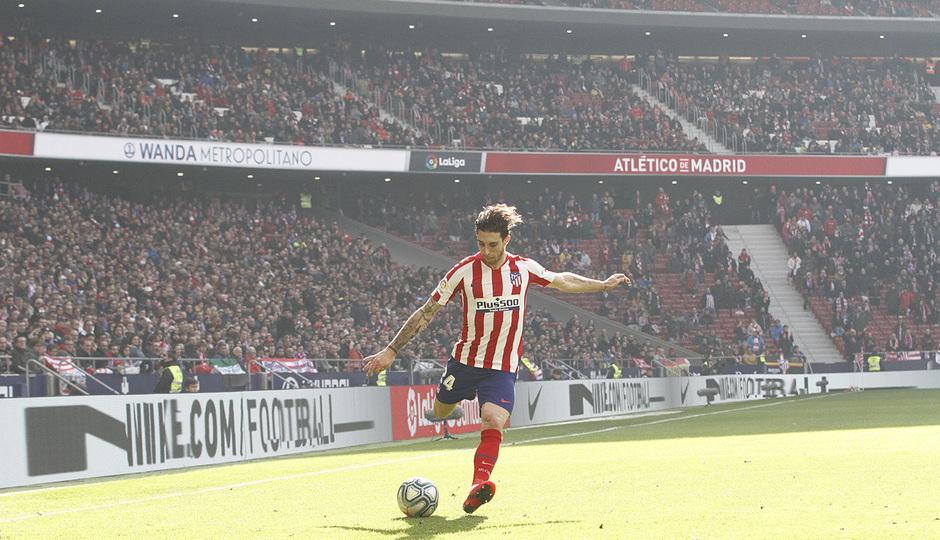 El Atlético no sale del agujero