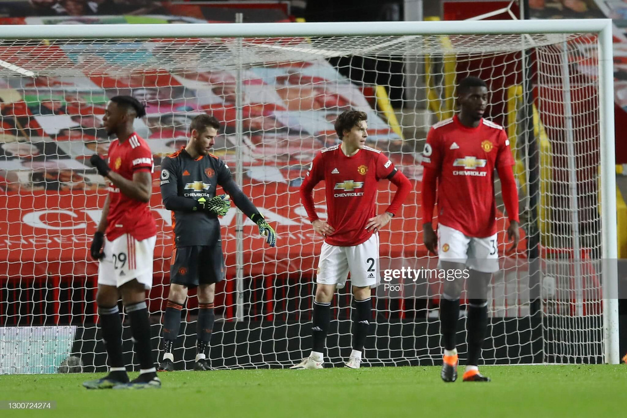 Manchester United 3-3 Everton: United Player ratings in disappointing draw
