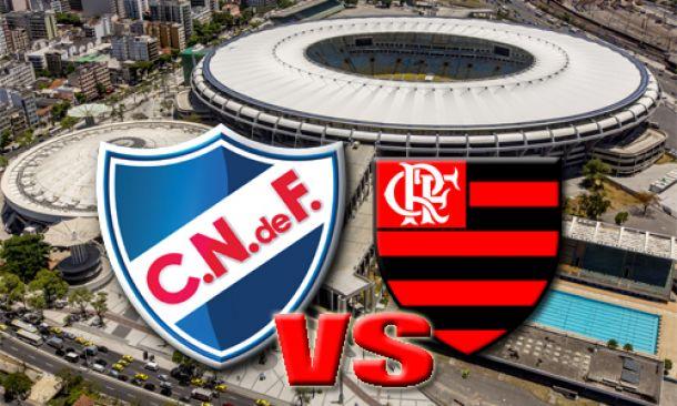 Nacional jugará mañana ante Flamengo en el Maracaná