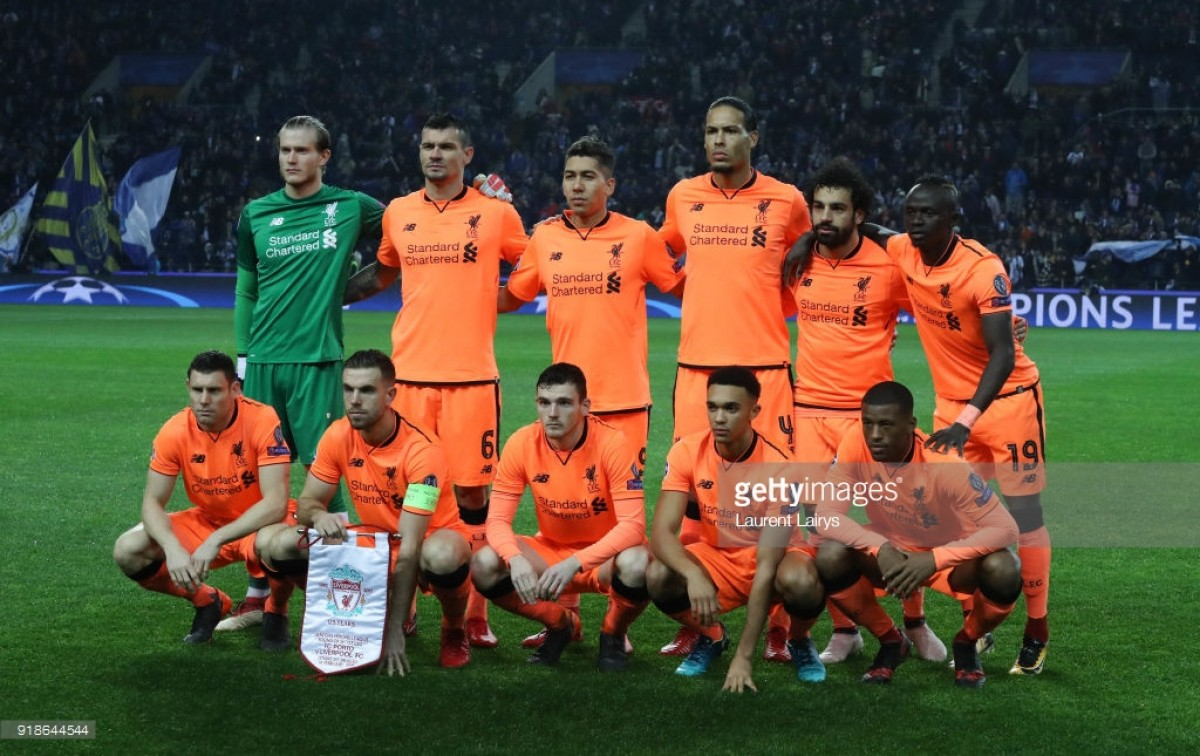 Lovren: Liverpool 'see' Champions League final place