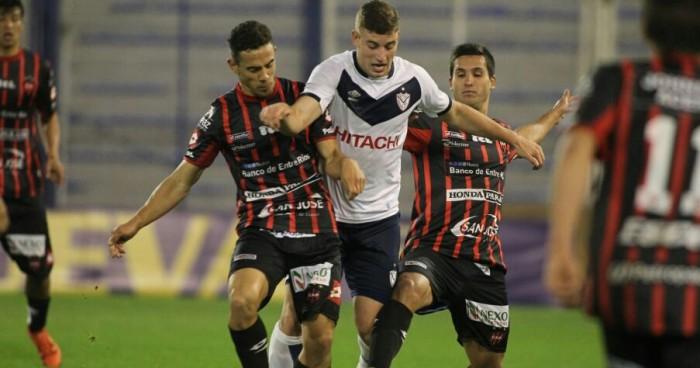 Reserva: el equipo paranaense, perdió frente a Vélez Sarsfield