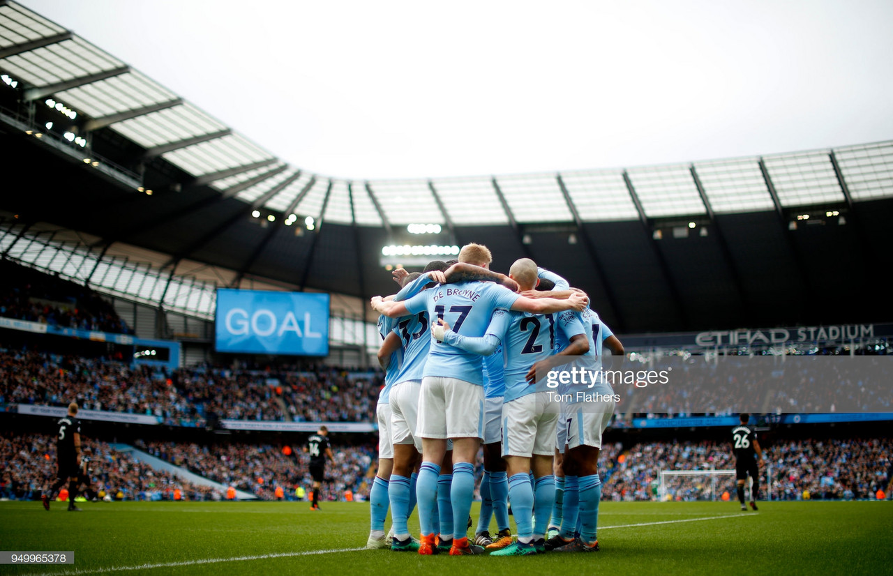 Manchester City Season Preview: Can the Citizens make it three titles in a row?