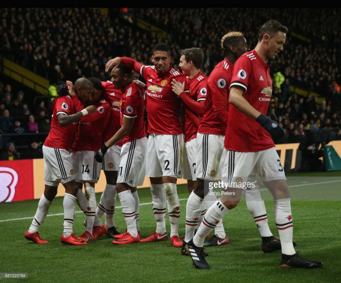 Watford 2-4 Manchester United: Reds clinical, Hornets have hope but Lingard's solo genius seals three points
