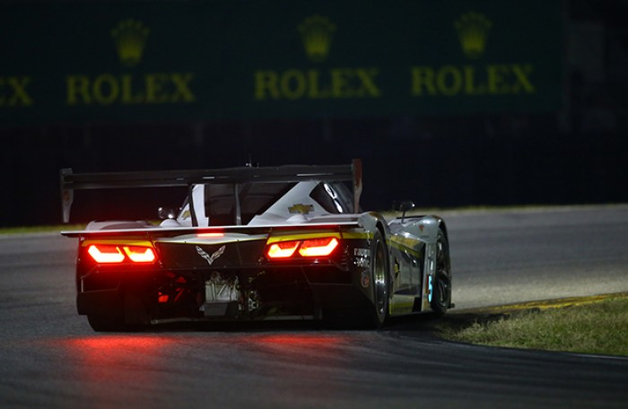 WeatherTech Championship: Action Express No. 5 Leads Rolex 24 With Six Hours To Go