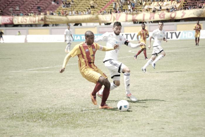 El Aragua FC obtuvo sus primeros tres puntos de local