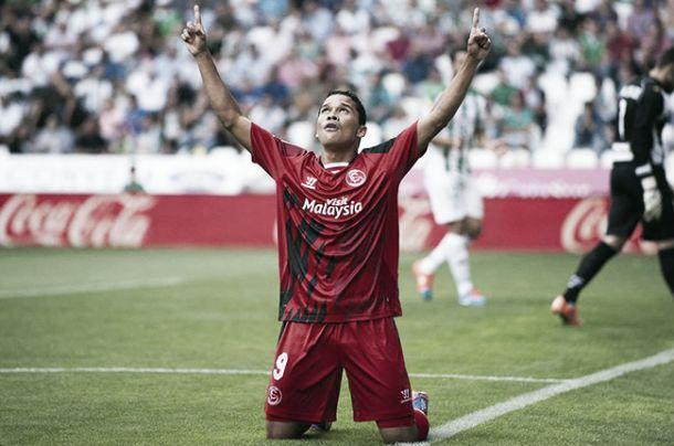 Carlos Bacca dice presente en el XI ideal de la Liga BBVA del mes de octubre
