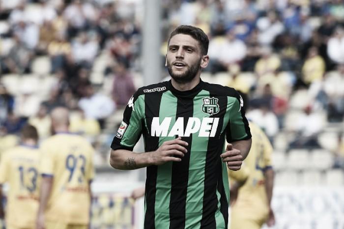 Agente de Berardi confirma permanência do atacante no Sassuolo