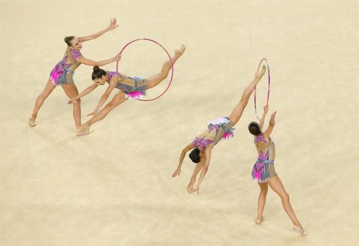 Rio 2016, ginnastica ritmica: Spagna in testa nelle qualificazioni, clamoroso errore Russia, Italia in finale
