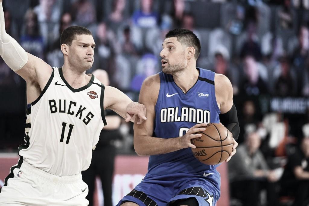 Orlando Magic surpreende e abre série com vitória sobre Milwaukee Bucks