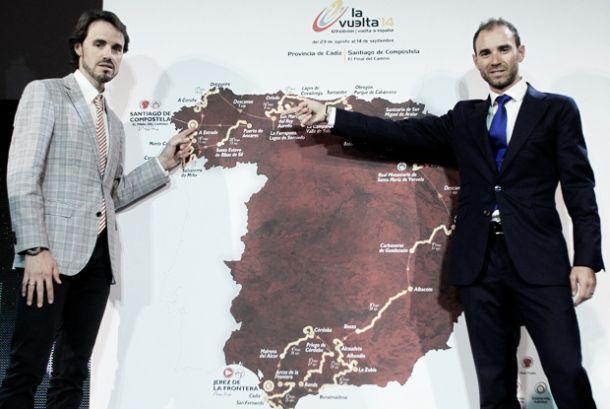 Vuelta 2014 : Présentation du parcours