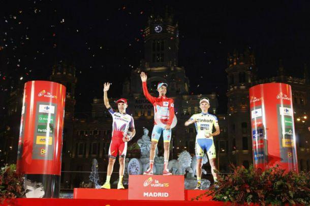 Vuelta, ultimo colpo di Degenkolb. Aru festeggia a Madrid