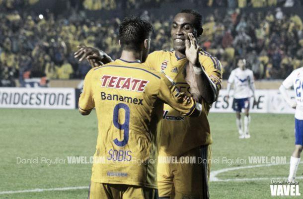 Liderado por Sobis, Tigres é a potência da América do Norte na Copa Libertadores
