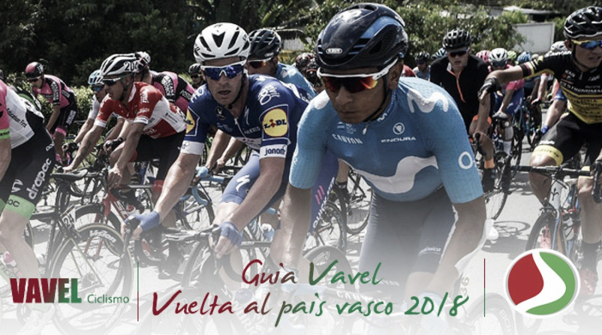 Guía VAVEL de Vuelta al País Vasco 2018